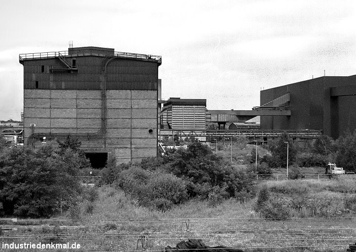 Gutehoffnungshütte - Elektrostahlwerk Oberhausen Bilder