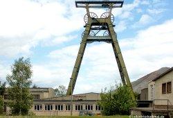 """Die Grube wurde erst später in """"Bernhard Koenen"""" umbenannt"""