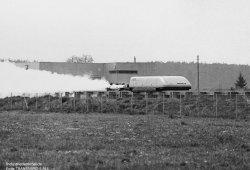 Das Versuchsfahrzeug Komet von MBB