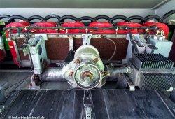 Das Prinzip des Langstator-Linearmotors am TR06