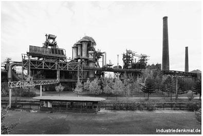 Hüttenwerk Duisburg Meiderich