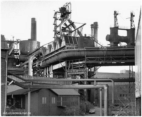 Hüttenwerke Ruhrort Meiderich