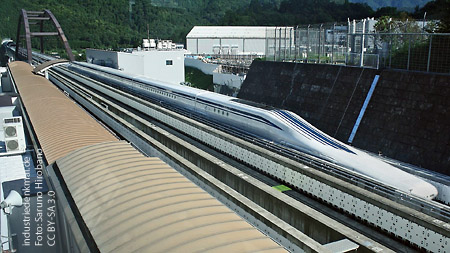Japans Maglev: Der Chuo Shinkansen