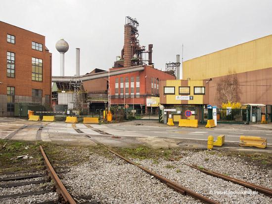 Carsid - Forges de la Providence - Charleroi