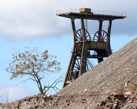 Bergwerk Koenen Schacht 2